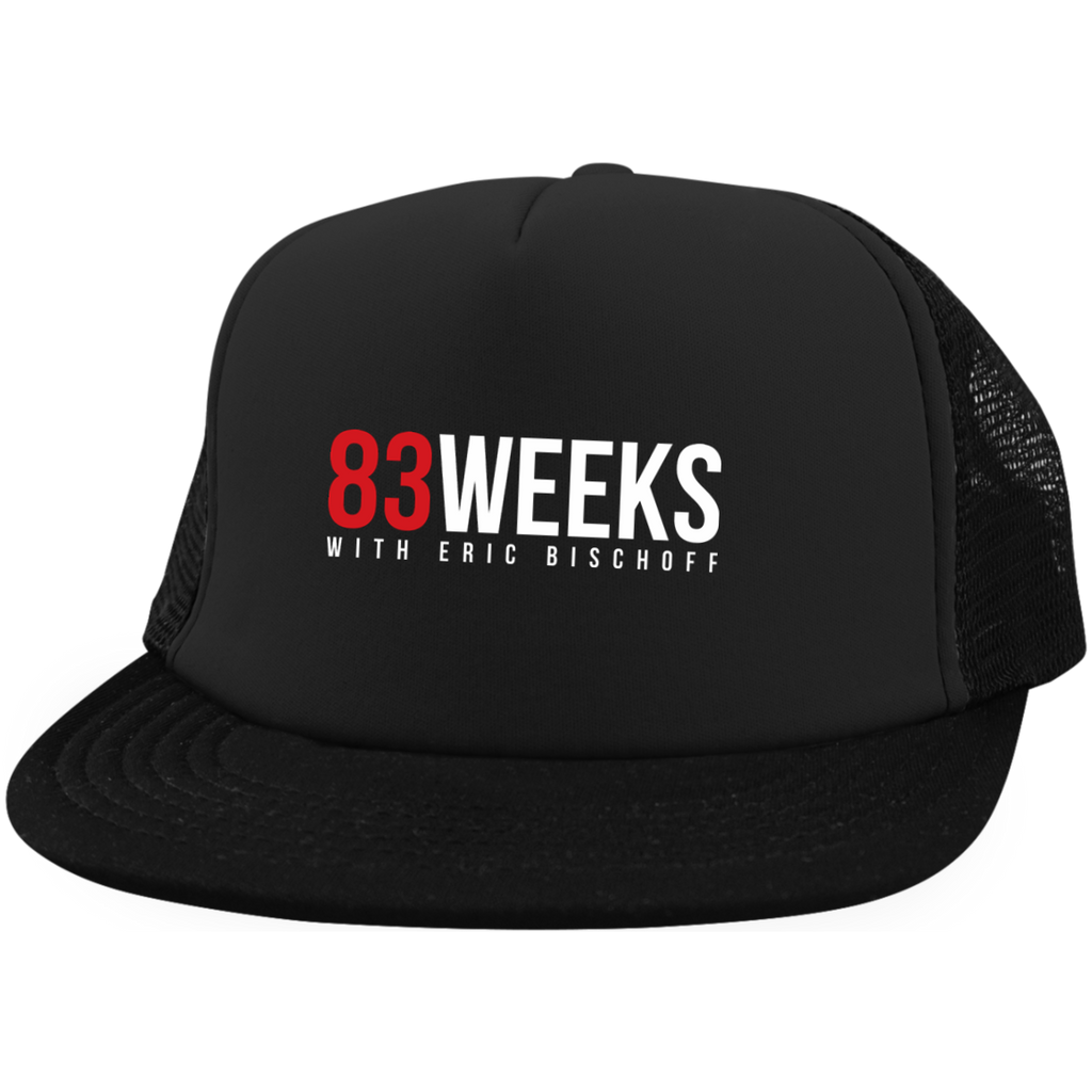 83 Weeks Trucker Hat with Snapback