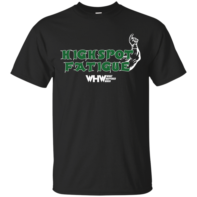 Highspot Fatigue T-Shirt