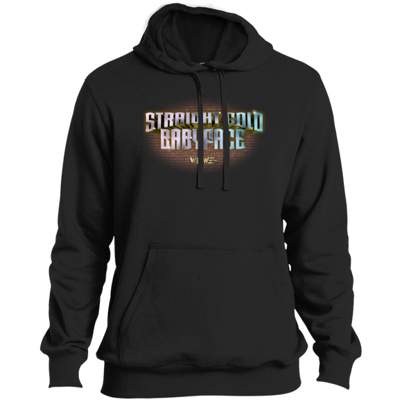 Straight Cold Babyface Tall Pullover Hoodie
