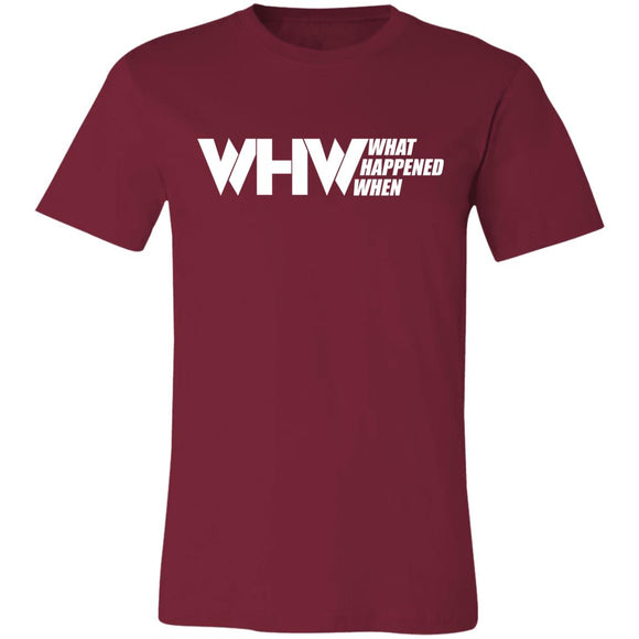 WHW Logo Super Soft Jersey T-Shirt
