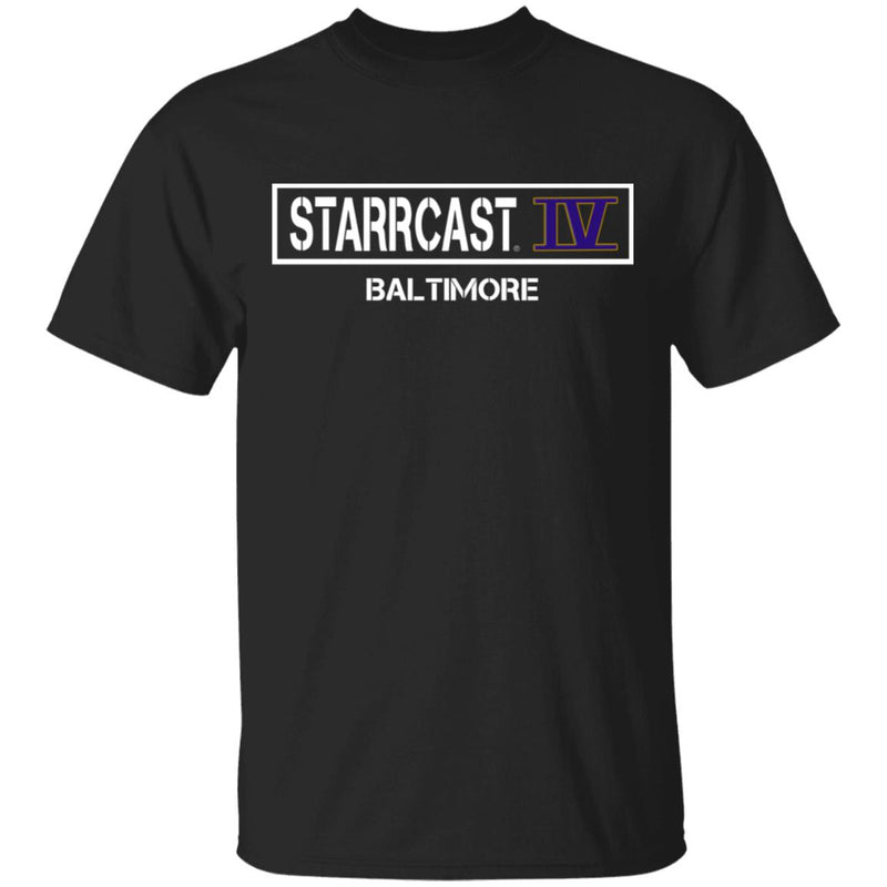 Starrcast IV Cotton T-Shirt