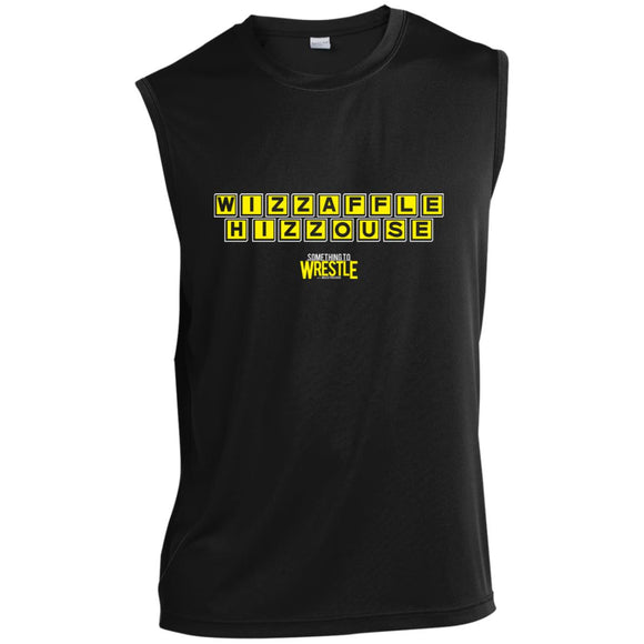 Wizzaflle Hizzouse Sleeveless Performance T-Shirt