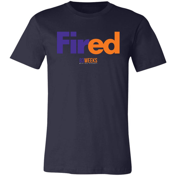 Fired Super Soft Jersey T-Shirt