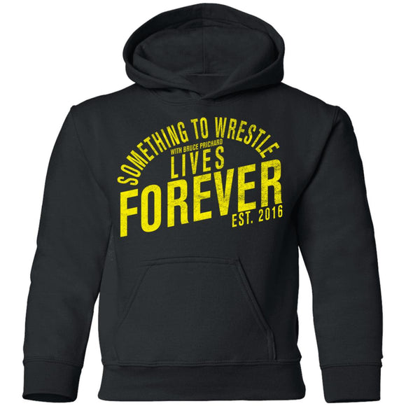 Lives Forever Youth Pullover Hoodie