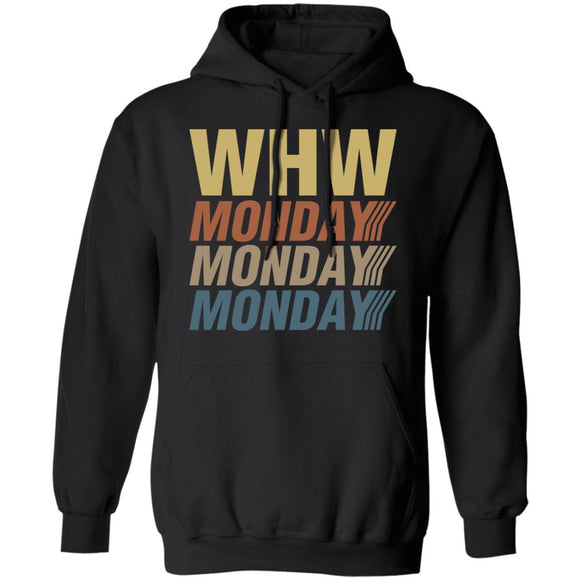 WHW Mondayyy Pullover Hoodie