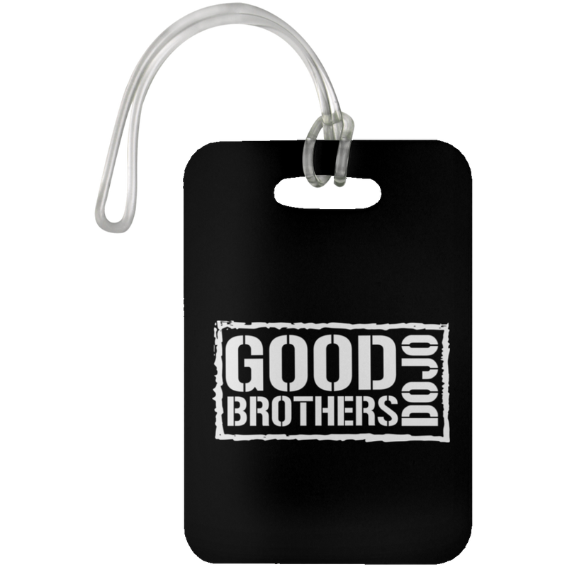 Good Brothers Dojo Luggage Bag Tag