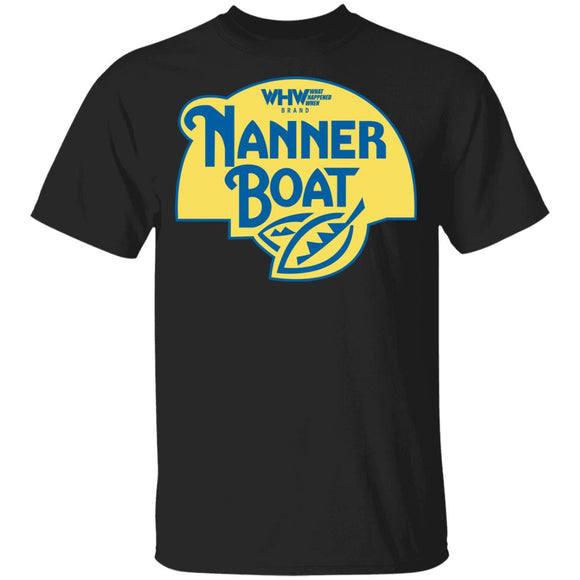 Nanner Boat Youth T-Shirt