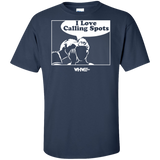 Love Calling Spots Tall  T-Shirt