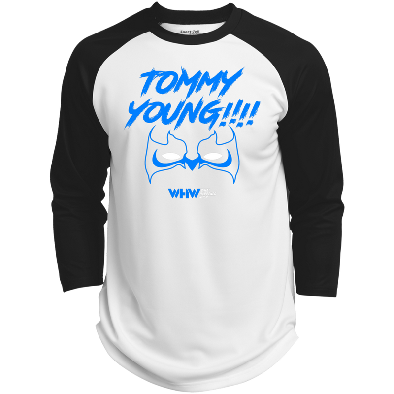 Tommy Young Polyester Game Baseball Jersey