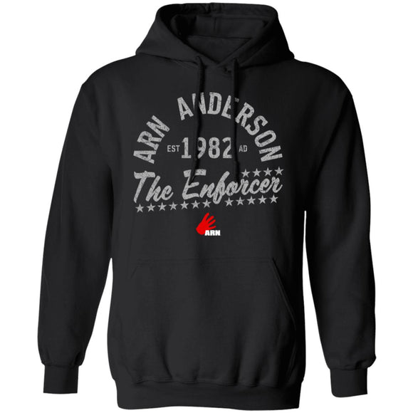 The Enforcer Pullover Hoodie