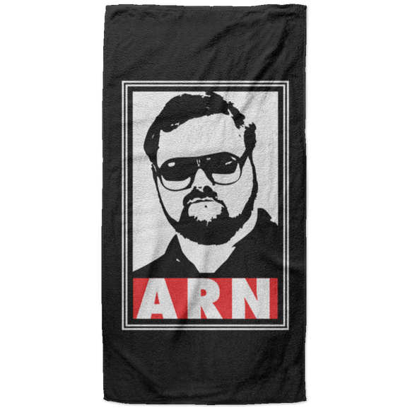 Arn Icon - Beach Towel - 37x74