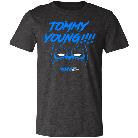 Tommy Young Super Soft Jersey T-Shirt