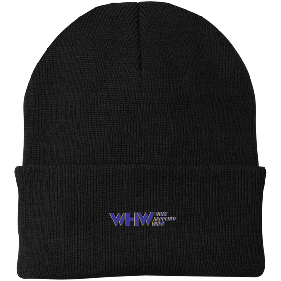 WHW Port Authority Knit Cap