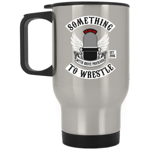 STWW Patch Silver Stainless Travel Mug