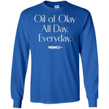 Oil of Olay Long Sleeve T-Shirt
