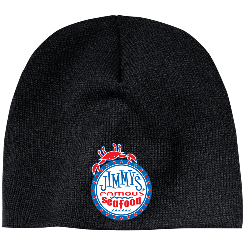 Jimmy's Famous Seafood Acrylic Beanie