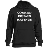 Conrad Equals Ratings Tall Pullover Hoodie