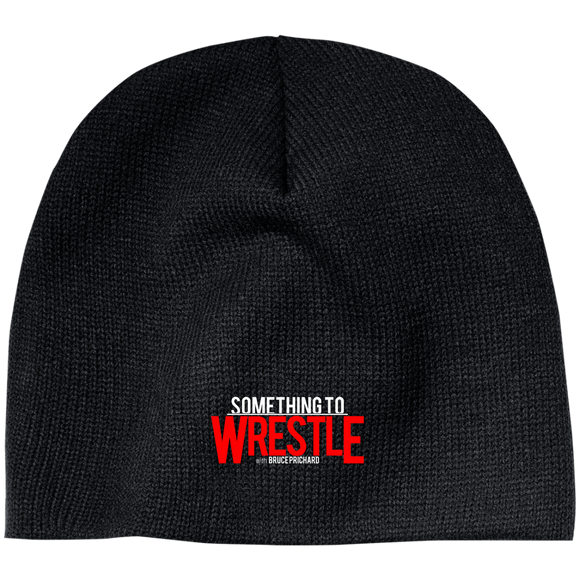 Something To Wrestle Acrylic Beanie