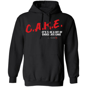 Chocolate Cake Pullover Hoodie