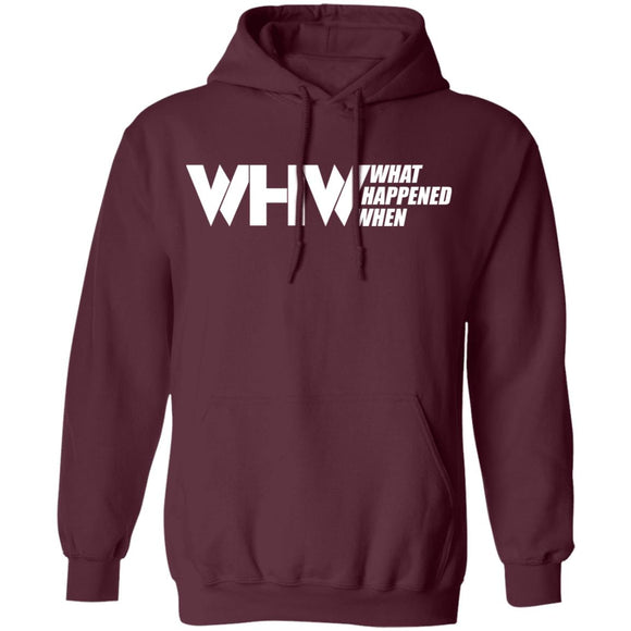 WHW Logo Pullover Hoodie