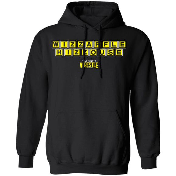 Wizzaflle Hizzouse Pullover Hoodie