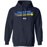 Know What You Don't Know Hoodie