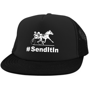 #SendItIn Trucker Hat with Snapback