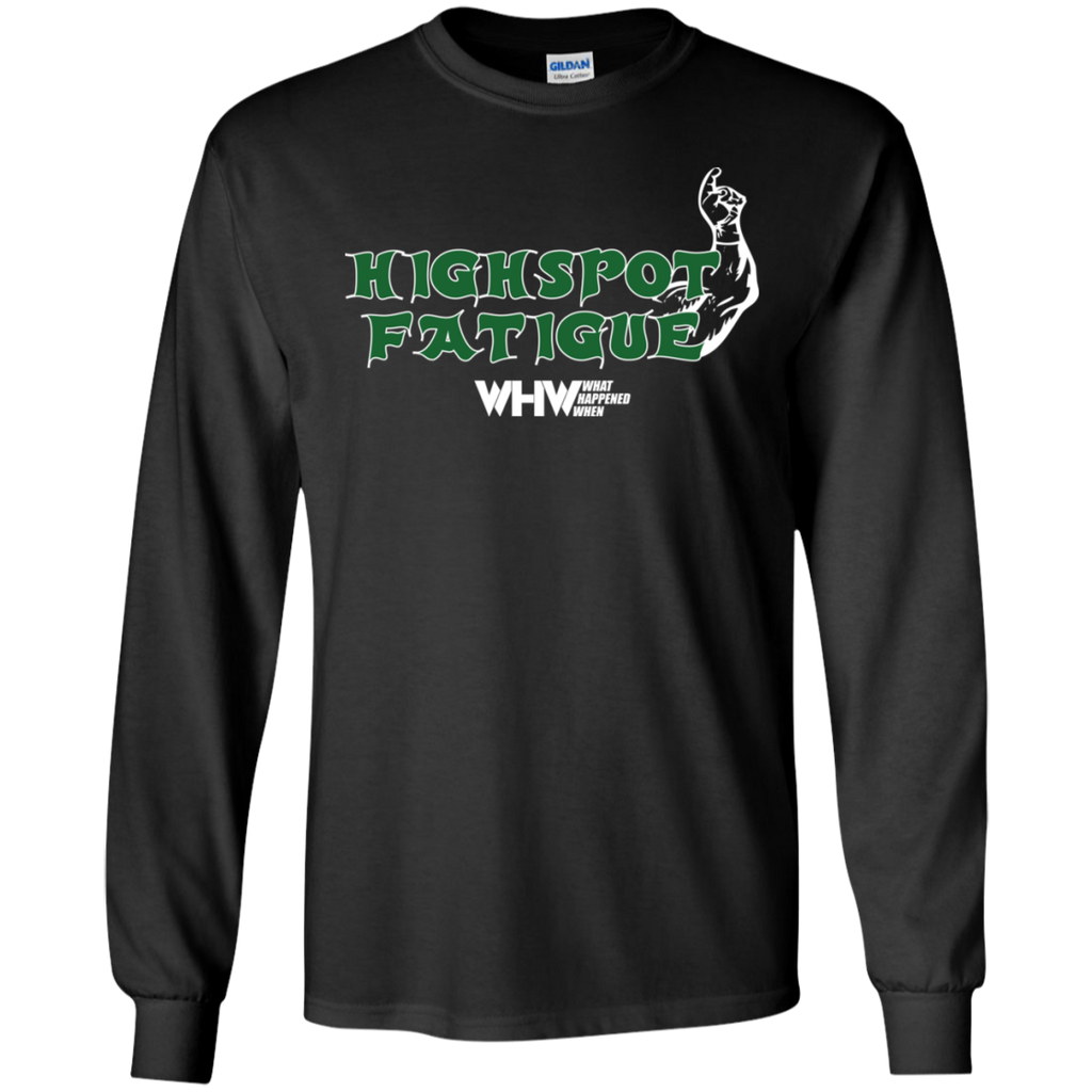 Highspot Fatigue Long Sleeve T-Shirt