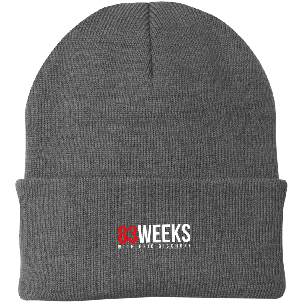 83 Weeks Knit Cap