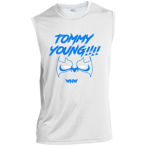 Tommy Young Sleeveless Performance T-Shirt