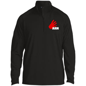 ARN 1/2 Zip Raglan Performance Pullover