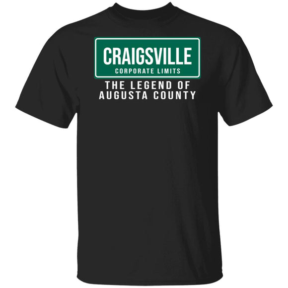 Craigsville Virginia T-Shirt