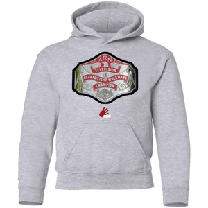 Arn TV Title Youth Pullover Hoodie