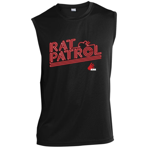 Rat Patrol Sleeveless Performance T-Shirt