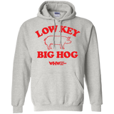 Low Key Big Hog Pullover Hoodie