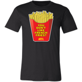 French Fries Super Soft Jersey T-Shirt