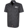 1574 Dickies Men's Short Sleeve Workshirt