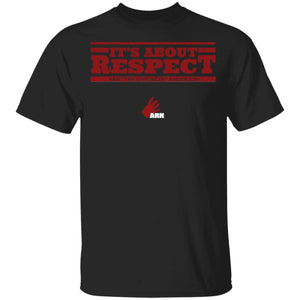 It's About Respect Youth T-Shirt