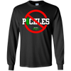 No Pickles Long Sleeve T-Shirt