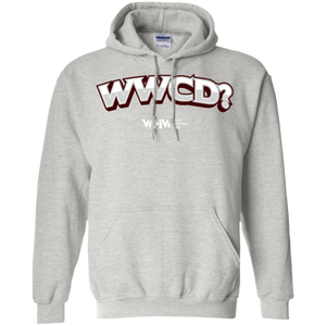 WWCD Pullover Hoodie