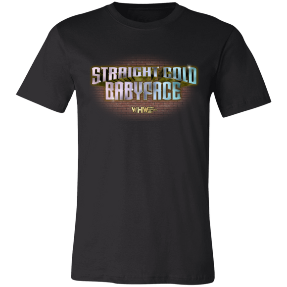 Straight Cold Babyface Super Soft Jersey T-Shirt