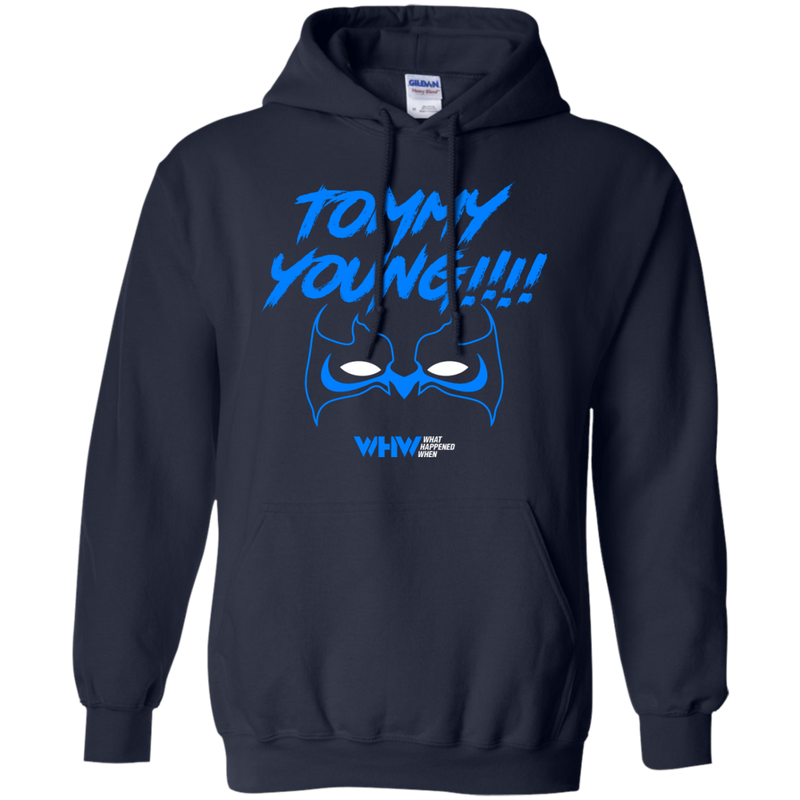 Tommy Young Pullover Hoodie