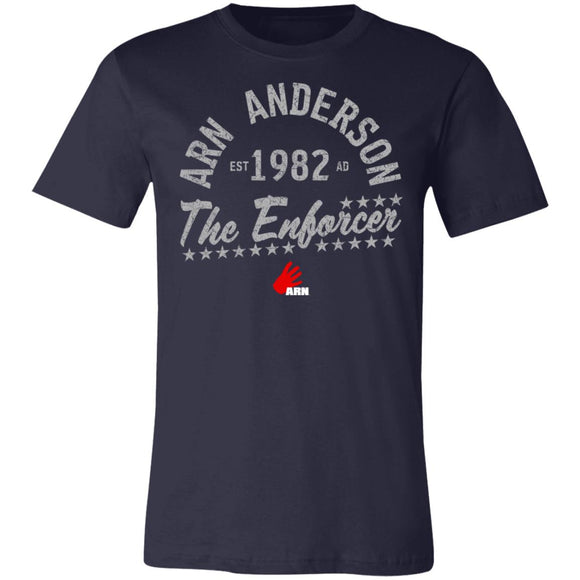 The Enforcer Super Soft Jersey T-Shirt