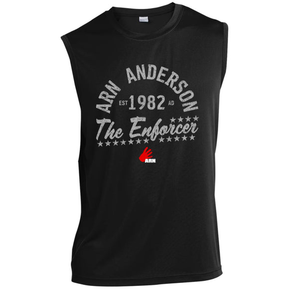 The Enforcer Sleeveless Performance T-Shirt