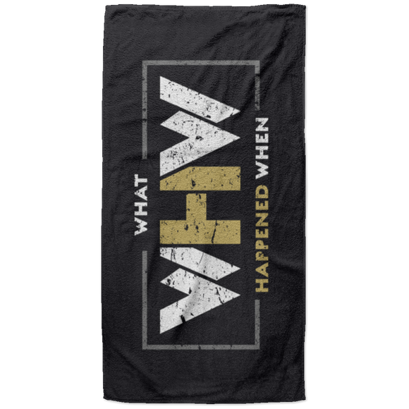WHW Elite -  Beach Towel - 37x74