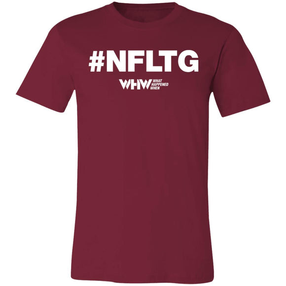 NFLTG Super Soft Jersey T-Shirt