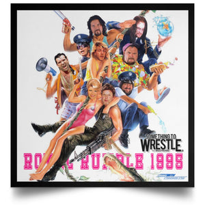 STWW Ep. 195 Royal Rumble 95 Square Poster