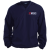 83 Weeks Pullover V-Neck Windshirt