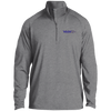 WHW 1/2 Zip Raglan Performance Pullover