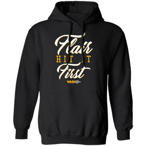 Flair Hit It First Pullover Hoodie